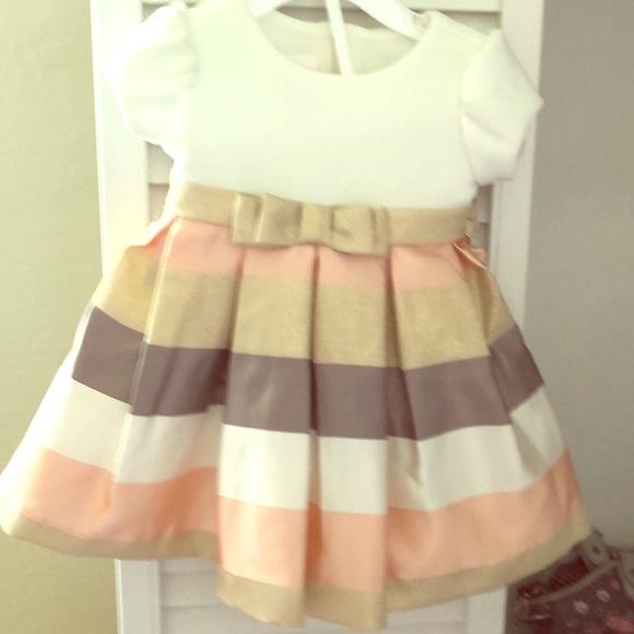 84a998c17b7 ... rose gold baby girl dress. M 5b916eef5c4452e56aa80661